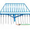 Грабли (EXPERT) для мотоблока крепление спереди (захват 1,5 м. Граблинная проволока, усиленные)