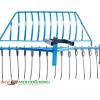 Грабли (EXPERT) для мотоблока крепление спереди (захват 1,5 м. Граблинная проволока, усиленные) 10584