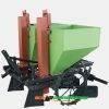 Картофелесажатель двухрядный «ДТЗ» КС-2М 13221