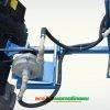 Опрыскивач 85л (для мототрактора, ременём и помпой) 11788