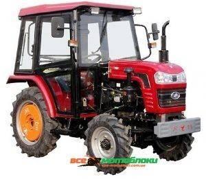 Трактор Shifeng SF-244Cab