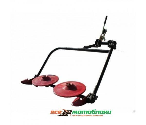 Косилка роторная ременная FORTE BM-02