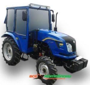 Трактор DONGFENG DF-354 (укр кабина)