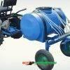 Опрыскивач 150л (для мототрактора, ременём и помпой)