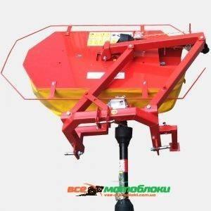 Косилка ротационная КРН. Ширина захвата 1,35 м. Без кардана