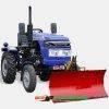 Лопата отвал универсальная 1,4 (на все трактора 24 л.с.) 13380