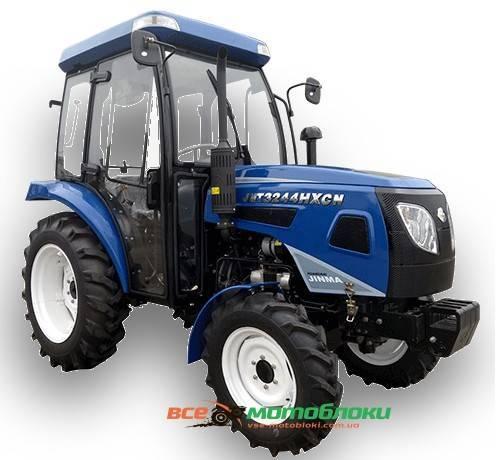 Трактор JINMA JMT3244HXСN