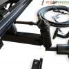 КИТ набор для переоборудования (EXPERT-2) мотоблока в мототрактор, вес=115кг, усиленная балка с регулировкой ширины колеи,усиленная рама из профильной цельнотянутой трубы,дисковые тормоза, универсальная ступица, задний мост не переворачивается, анало 10697