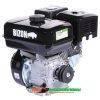 Бензиновый 170F + (2х ручейный шкив, увеличенный бак, глушитель и фильтр.)