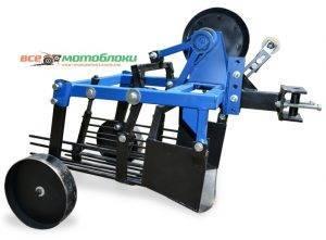 Картофелекопатель механизированный КМ-3 для КПП 1100-6