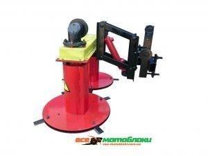 Косилка роторна для мототрактора КР. Ширина захвата 1,1 м ПМ-1