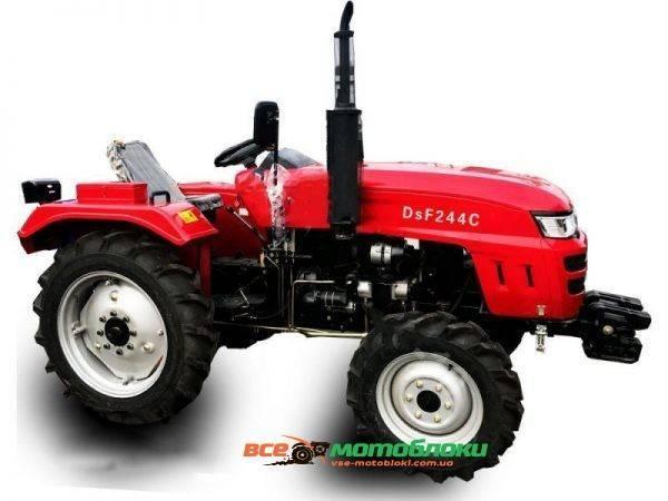 Трактор Shifeng DsF244C