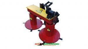 Косилка роторна для мототрактора КР. Ширина захвата 1,1 м ПМ-2