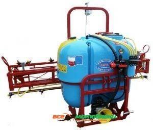 Опрыскивач навесной полевой Wirax ОП 1000л/14м (+плавающая)