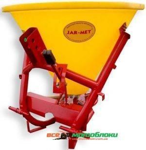 Рассеиватель минудобрений200 кг. Плас Jar-met
