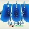 Чеснокосажалка трёхрядная (ложки увеличеные Ø34) 12221