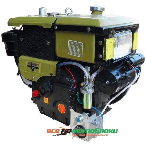 Двигатель дизельный Кентавр ДД190ВЭ