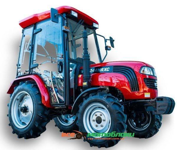 Трактор FOTON FT244HRXС