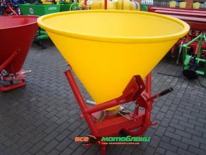 Рассеиватель минеральных удобрений 500 кг Jar-met