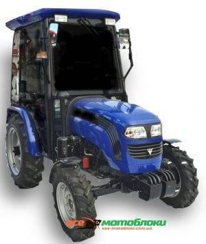 Трактор FOTON FT354HXС