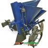 Картофелесажалка КСМ-3 EXPERT (цепная, с доп. бункером для посадки чеснока и лука, с бункером для удобрений, с транспортировочными колесами) 13924