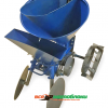 Картофелесажалка КСМ-3 EXPERT (цепная, с доп. бункером для посадки чеснока и лука, с бункером для удобрений, с транспортировочными колесами) 13925