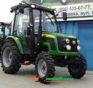 Трактор Zoomlion RF-404 Cab