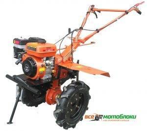 Мотоблок Тата TT-1100D-ZX - бензин