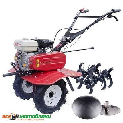 Мотоблок Тата TT- 900 ZX – бензин
