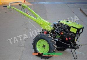 Мотоблок Тата ТТ 81Х-SH - дизель (Без плуга)