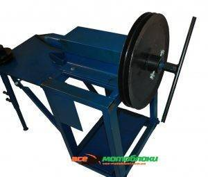 Дровокол (під електодвигун) (конус 80 мм)