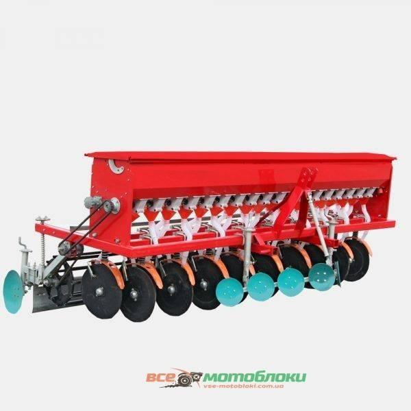 Сеялка зерновая СЗ-16Т 16 рядов