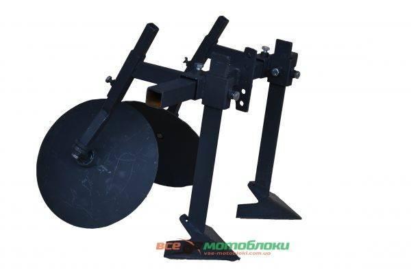 Окучник дисковый Ø 350 мм. Ширина захвата 400-800 мм с пропольниками (МКЗ)