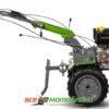 Мотоблок BIZON 1100AE-3 LUX – дизельный 41428