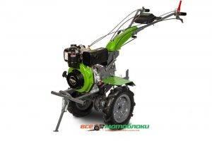 Мотоблок BIZON 1100AE-3 LUX – дизель