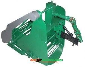 Картофелекопатель механизированный КМ-5 под ВОМ