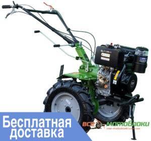 Мотоблок Кентавр 2012ДЭ  – дизель