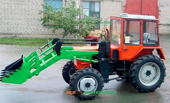 тракторний погрузчик
