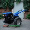 Мотоблок Форте (Forte) МД-81(+Фреза) - дизельный (Синий) 42501