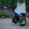 Мотоблок Форте (Forte) МД-81(+Фреза) - дизельный (Синий) 42503