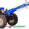 Мотоблок Форте (Forte) МД-81(+Фреза) - дизельный (Синий) 42494