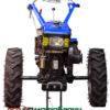 Мотоблок Форте (Forte) МД-81(+Фреза) - дизельный (Синий) 42495
