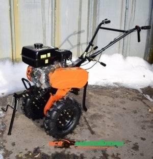 Мотоблок Форте (FORTE) 80-G3 - бензин (Оранжевый)