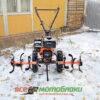Мотоблок Форте (FORTE) 1050G - бензиновый (Оранжевый) 42321