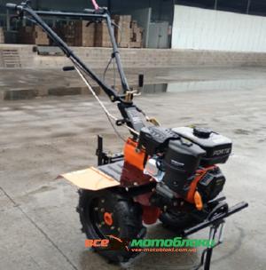 Мотоблок Форте (FORTE) 1050DIF - дизель (Оранжевый)