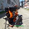 Мотоблок Форте (FORTE) 1050E - дизель (Оранжевый) 25825