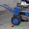 Мотоблок Форте (Forte) МД-81Е(+Фреза) - дизельный (Синий) 25680