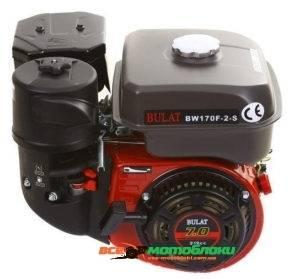 """Двигатель бензиновый """"Bulat BW170F2-S"""""""