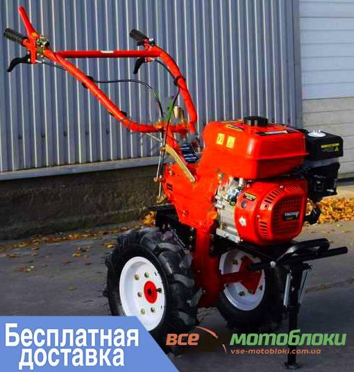Мотоблок Форте (FORTE) 1050GS-3 - бензиновый (Красный)
