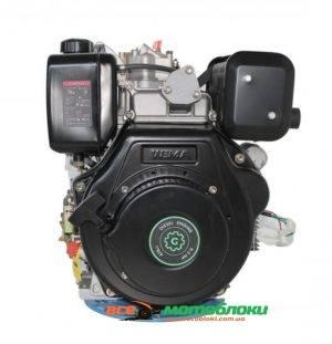 """Двигатель дизельный """"Grunwelt GW186FВE"""""""